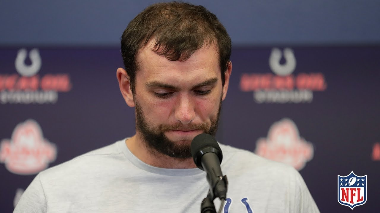 Why Andrew luck's retirement makes so much sense