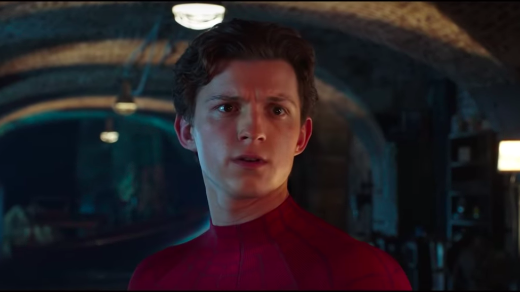 Tom Holland shows extreme class in Sony/Disney saga