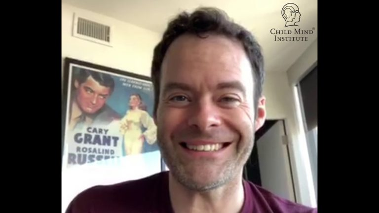 Bill Hader's method for managing crippling anxiety is pure gold