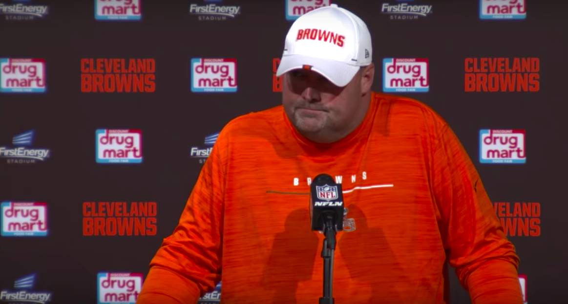 The Browns will thrive behind Freddie Kitchens for this one, simple reason