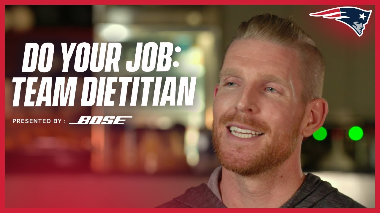 Patriots' success is tied to more than their field play: meet their dietitian