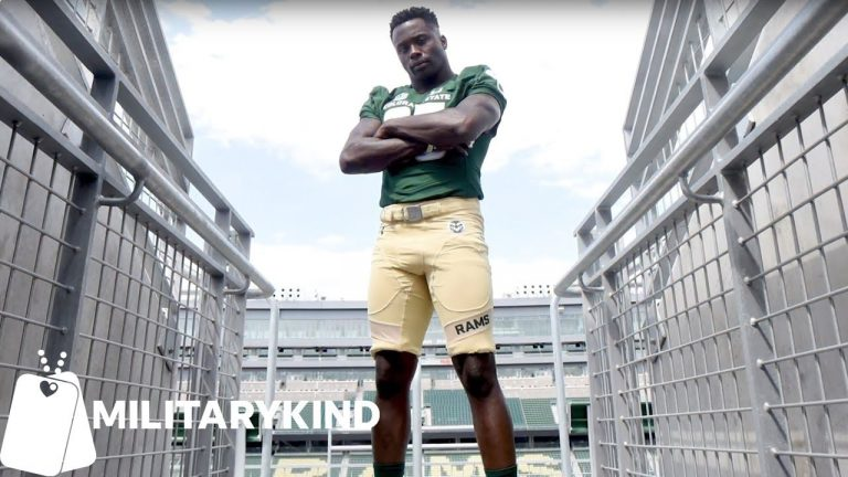 Oldest player in college football is Army active duty/ former special ops