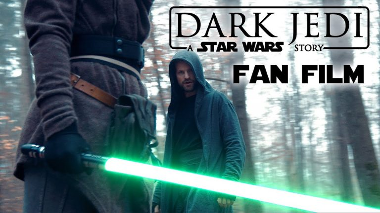 Need some Star Wars while awaiting new movies? Check out this fan film