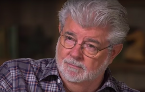 Pictured: George Lucas