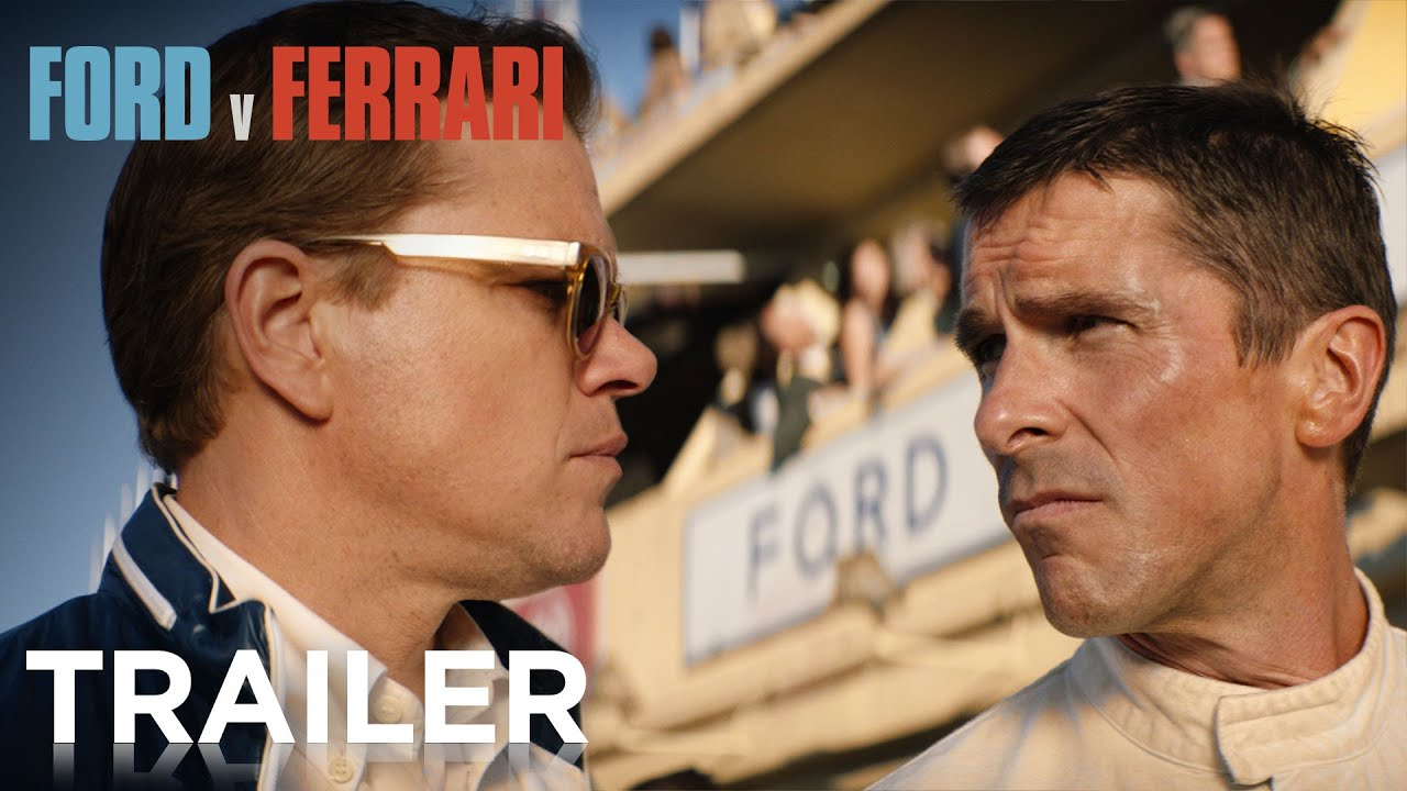 Late review: Ford v Ferrari is definitely worth seeing
