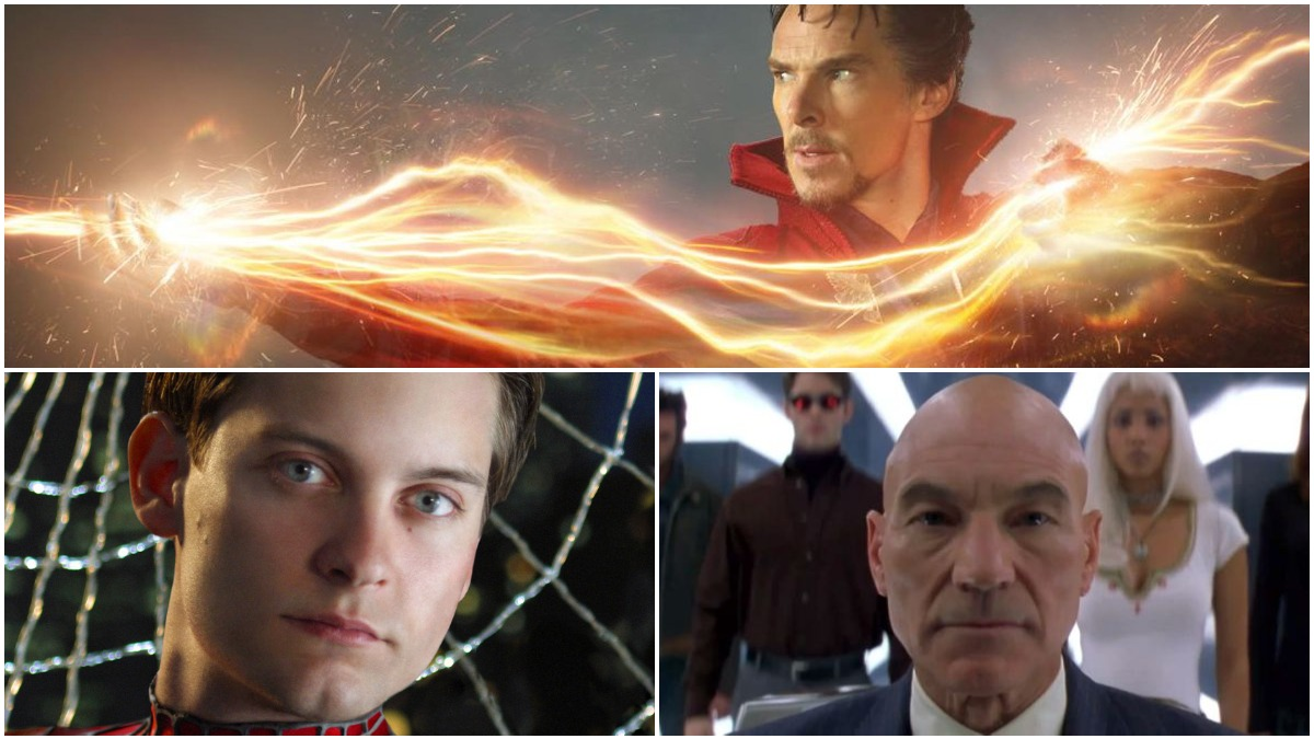 MCU Theory: Doctor Strange 2 Will Have Tobey Maguire Spidey and Fox's X-Men
