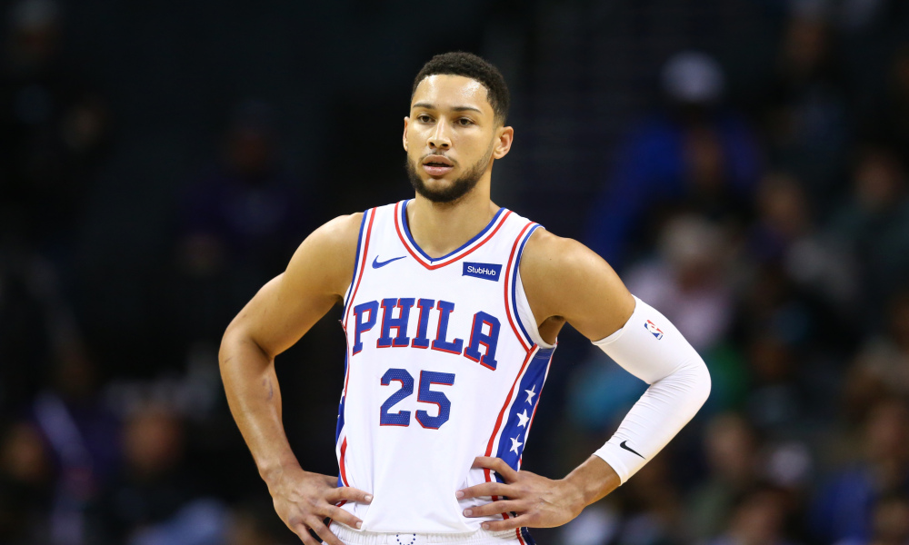 Ben Simmons moving to The Four may be years late, but still on time