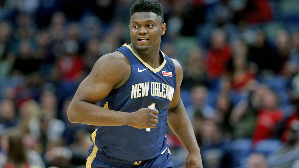 Here's to Zion Williamson and the Pelicans (hopefully) making the Playoffs
